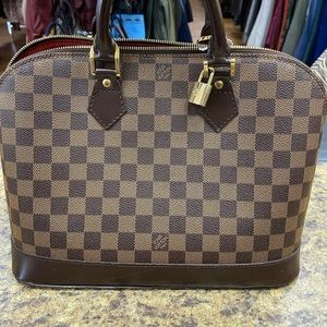 Louis Vuitton Alma Purse